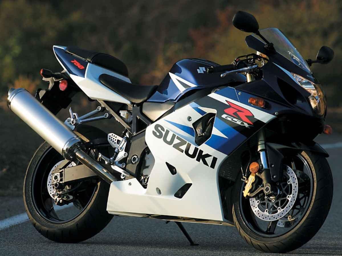 suzuki gsxr 750 - HD1280×958