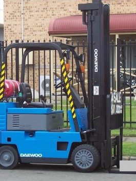 Daewoo GC25S Forklift Workshop Service Repair Manual