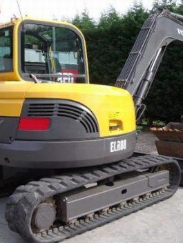 Volvo Ecr88 Compact Excavator Full Service Repair Manual Pdf Download