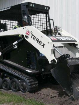 Terex PT1006 skid steer loader service repair manual serial number ASVPT100HDWS00325