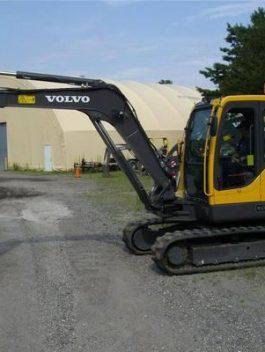 Volvo Ec55b Compact Excavator Full Service Repair Manual Pdf Download