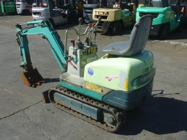 Yanmar B05 Mini Excavator Workshop Service Repair Manual