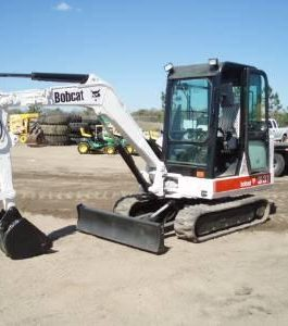 2002 Bobcat Excavator 331 Maintenance Manual Download