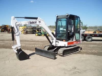 2002 Bobcat Excavator 331 Operation Manual Download
