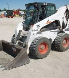 2003 BOBCAT s250 Skid Steer Loader Workshop Service Repair Manual