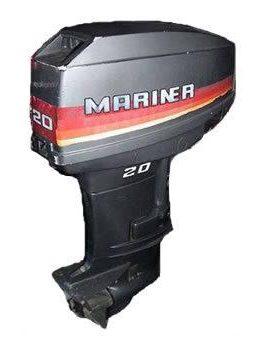 1965-1989 Mercury Mariner Outboard 2Hp-40Hp Service Repair Manual INSTANT DOWNLOAD