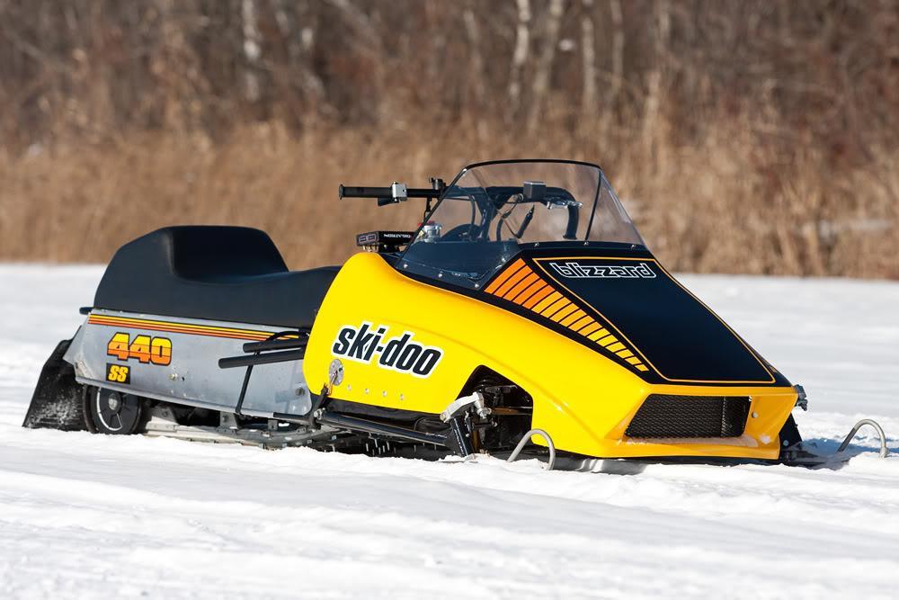 1978 Bombardier Ski Doo Snowmobile Repair Manual