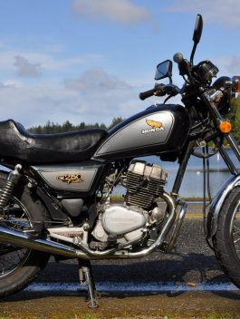 1979-1982 Kawasaki Z250 KZ305 Motorcycle Repair Manual PDF
