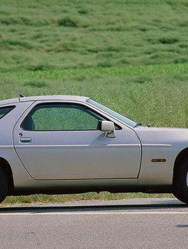 1987-1991 Porsche 928 S4 Service Manual