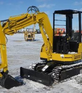 1987 Komatsu PC28UU-1 mini-excavator Workshop Service Repair Manual