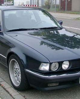 1988  1994 BMW 7 SERIES E32 COMPLETE Workshop Service Manual