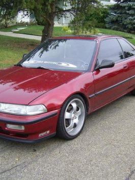 1990 Acura Integra Service Repair Manual