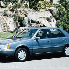 1991 Hyundai Sonata V6 Service Repair Manual Download