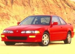 1991 Acura Integra Workshop Service & Repair Manual