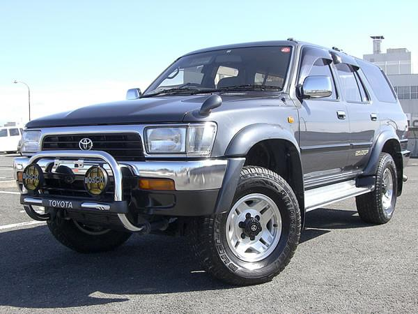 1993 Toyota Hilux Surf 3 0l Td Kzn130 Workshop Service Repair Manual
