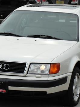 1993 AUDI S4 Quattro SERVICE AND REPAIR MANUAL
