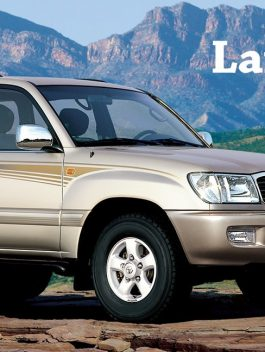 1998 – 2007 Toyota Landcruiser 100 series Workshop Repair Manual Pdf