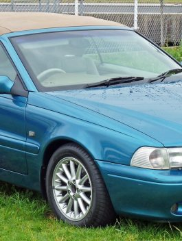 1999 VOLVO C70 REPAIR MANUAL