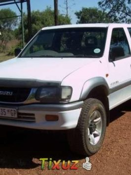 1993-1999 Isuzu Pickup Workshop Service Repair Manual