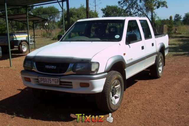 1999 isuzu pickup manual