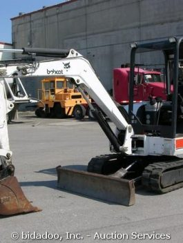 1998 Bobcat 331 Mini excavator Workshop Service Repair Manual S/No : 5129160373292