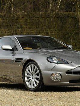 Aston Martin V12 Vanquish 2001 Repair Service Manual Pdf Download