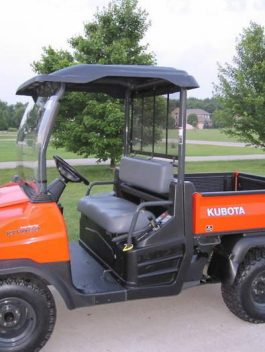 2004 Kubota RTV900 Owner's Manual