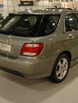 2006 Saab 9-2x Workshop Service Repair Manual