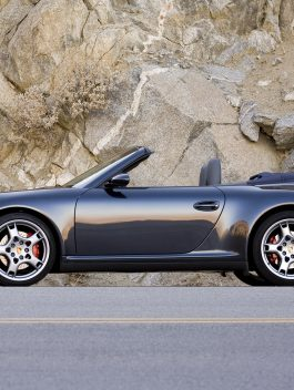 2007 Porsche 911 Carrera 4S Cabriolet Workshop Service Repair Manual
