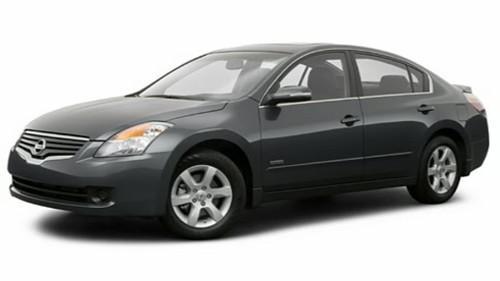 2009 nissan altima hybrid manual