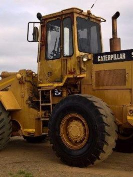 1989 Caterpiller Cat 936E Transmission Service Repair Manual