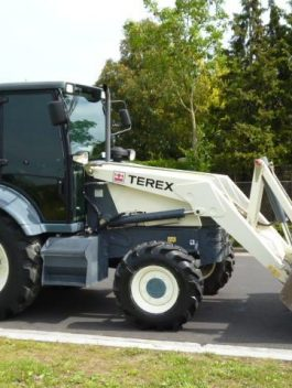 Terex 820 Backhoe Loader Parts Catalog Manual Download