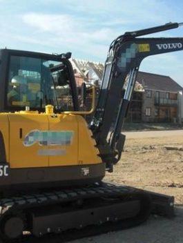 Volvo Ec55c Compact Excavator Full Service Repair Manual Pdf Download