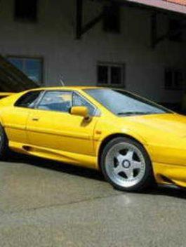 1993-2004 Lotus Esprit (s4, V8) Workshop Repair Service Manual In Pdf