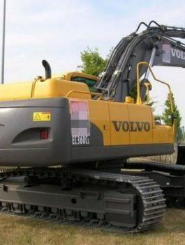 Volvo Ec360c Ld Excavator Service Repair Manual Pdf Download
