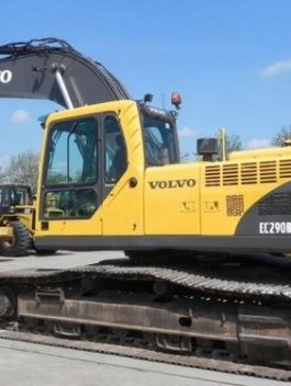 Volvo Ec290b Nlc Ec290bnlc Excavator Service Repair Manual Pdf Download