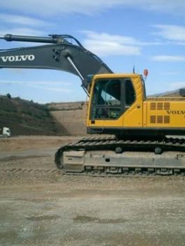 Volvo Ec460b Lc Ec460blc Excavator Service Repair Shop Manual Download