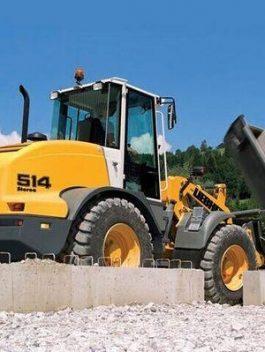 Liebherr L506 L507 L507S L508 L509 L509S L510 L514 Stereo Tier Ⅲ A Wheel Loader Service Repair Workshop Manual DOWNLOAD