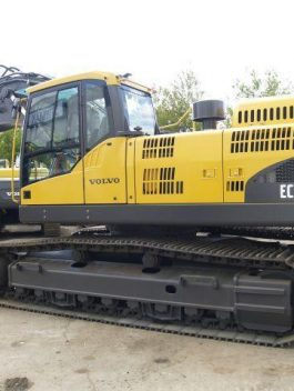Volvo Ec360c NL Excavator Service Repair Manual Pdf Download