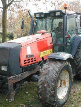Valtra 8150 Tractor Workshop Service Repair Manual