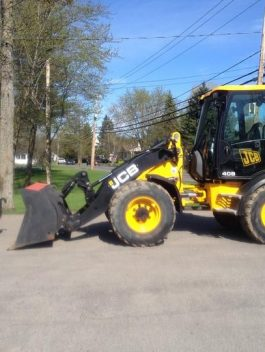 2012 Jcb 409B Wheel loader Service Repair Manual