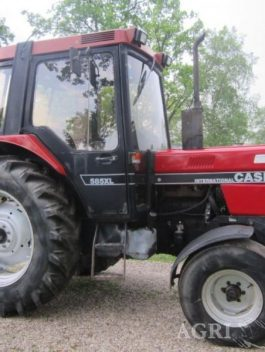 Case International 585 Tractor Workshop Service Repair