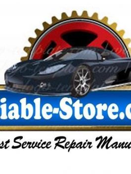 2015 Foton Thunder Workshop Service Repair Manual