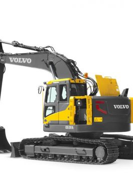 Volvo Ecr235d L Excavator Service Repair Manual Pdf Download