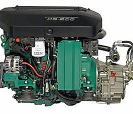 VOLVO PENTA D3 MARINE ENGINE SERVICE REPAIR MANUAL