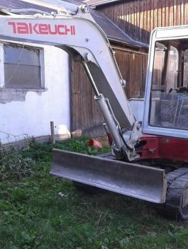 Takeuchi Tb0 45 Excavator Workshop Repair Service Manual