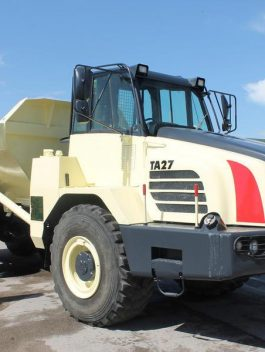 2006 TEREX TA27 #A8681124  Owner's Manaul