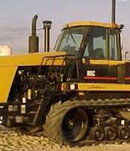 Agricultural Tractors Caterpillar Challenger 85C Service manual PDF