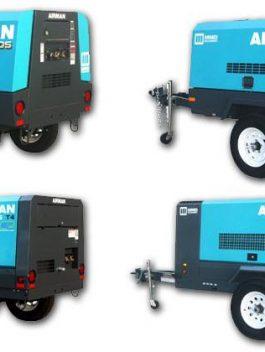 AIRMAN PDS185S Air Compressor Isuzu Workshop Service Repair Manual