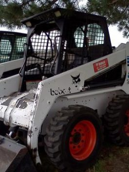 1999 Bobcat 763 High Flow Skid Steer Loader Serial number 512613905 Workshop Repair Manual